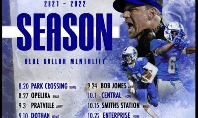 Auburn HS Schedule