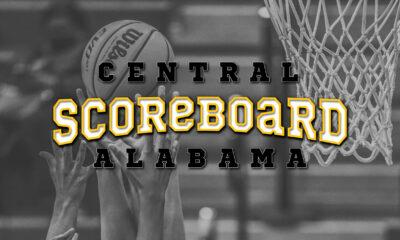 CA Basketball scoreboard logo